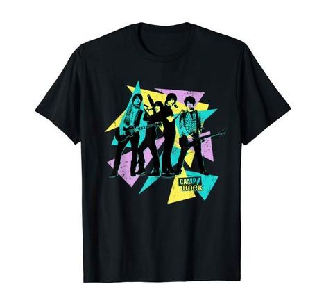 Camp Rock Group shirt