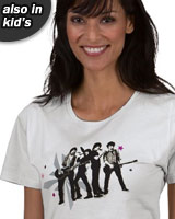 Disney Camp Rock Cast tee