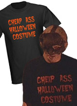 Tiny Halloween Shirt