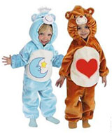 Kids Care Bears costume