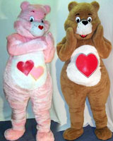 Adult Care Bears Costume
