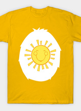 Funshine Bear Costume t-shirt