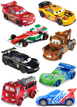 Disney Pixar Cars Diecast Toys  sc 1 st  Chasing the Frog & Disney Cars Movie Toys Die-Cast Lightning McQueen Tow Mater Truck