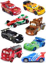 Disney Pixar Cars Diecast Toys