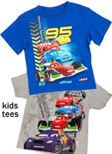 Cars 2 Movie shirts