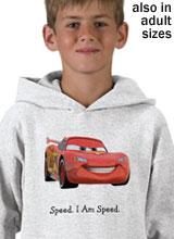 Cars Lightning McQueen Sweatshirt