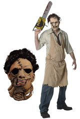 Texas Chainsaw Massacre Masks and Costumes