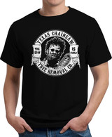 ink Texas Chainsaw Massacre t-shirt
