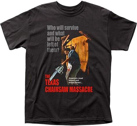 leatherface t-shirts