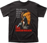 leatherface t-shirts