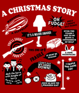 A Christmas Story Quotes shirt