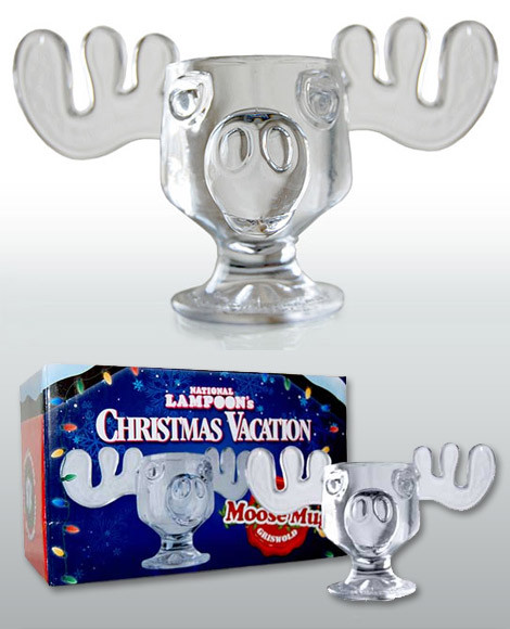 christmas vacation moose mugs - National Lampoons Christmas Vacation Merchandise
