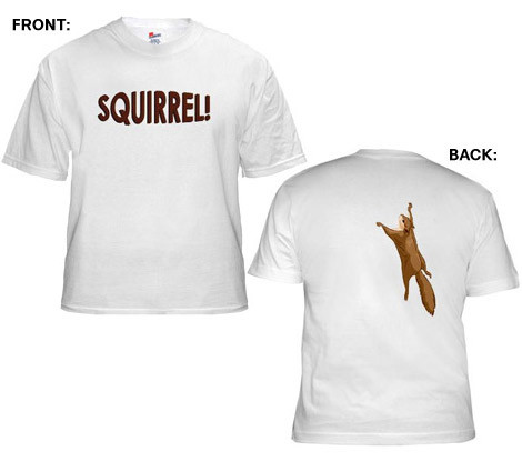 Christmas Vacation Squirrel Shirt
