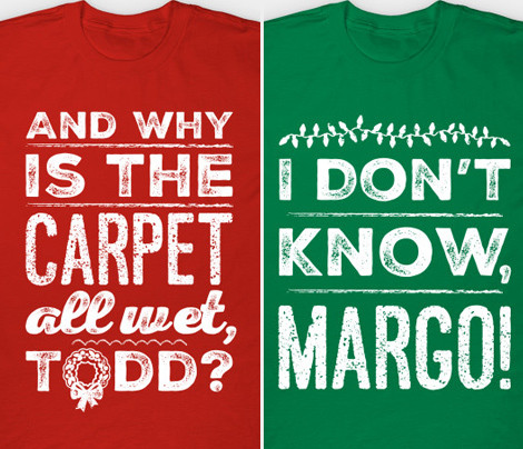 Todd and Margo T-Shirts