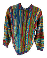 Cosby Coogi Sweaters