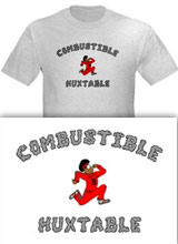 Combustible Huxtable shirt