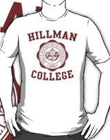 Image of Hillman College Shirt