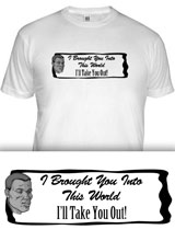 Quote Bill Cosby shirt