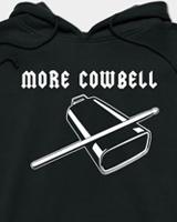 more cowbell hoodie sweatshirt