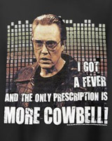 more cowbell shirts