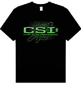 Logo CSI t-shirt