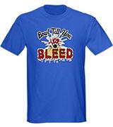 Dexter Bowling t-shirts