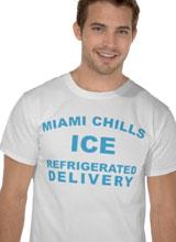 Miami Chills tee