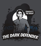 Dark Defender tees