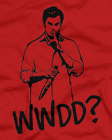 What Would Dexter Do shirt