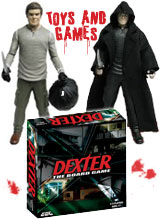 Dexter Action Figures