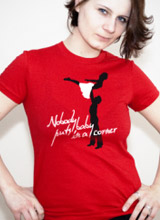 Baby in the Corner t-shirt