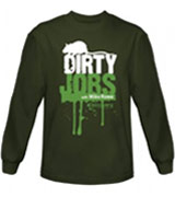 logo Dirty Jobs t-shirts