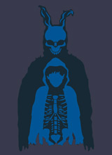 Frank and Donnie Darko t-shirt