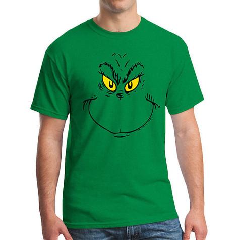 Grinch tee
