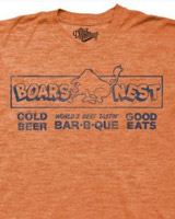 boar's nest t-shirt