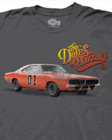 hazzard county driving school tee