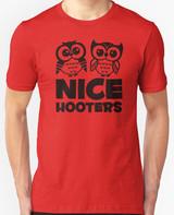 Nice Hooters tee