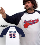 Kenny Powers Baseball jersey