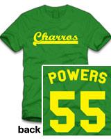 Charros shirt