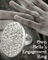 Bella's Engagement Ring Replica Prop