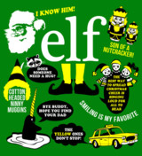 Buddy the Elf Quotes tee