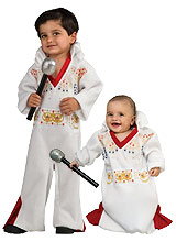 Child Elvis costumes