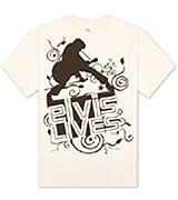 Elvis Lives shirt