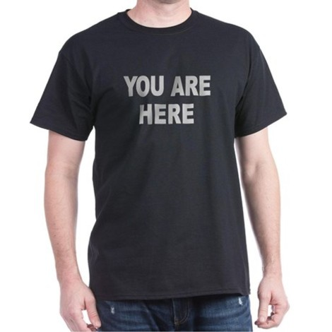 Vince You are Here t-shirt Entourage