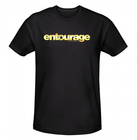 logo Entourage t-shirts