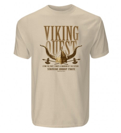 Viking Quest Entourage t-shirt