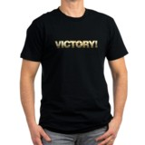 Johnny Drama victory quote shirt