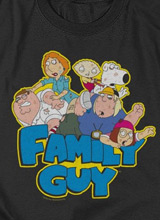 Family Guy The Griffins shirt