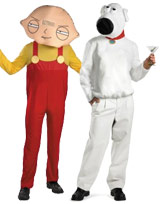 Family Guy Costumes, Peter Griffin Masks