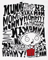 Mommy Stewie t-shirt
